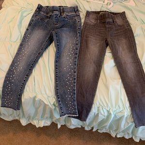 Girl gap jeans